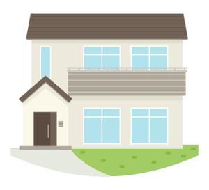 一戸建住宅のイメージ