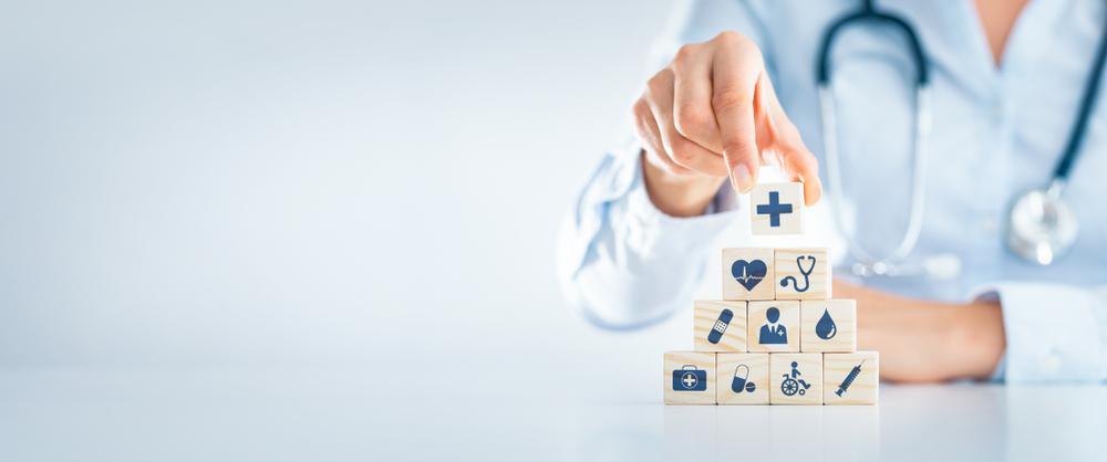 生命保険商品の組み合わせイメージ