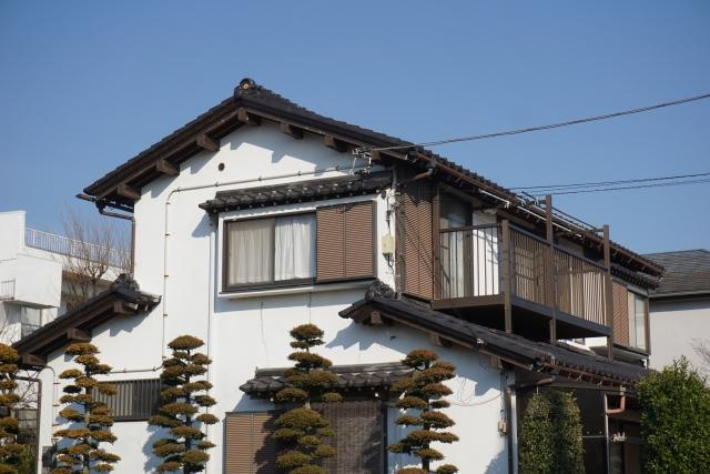 古い戸建て住宅
